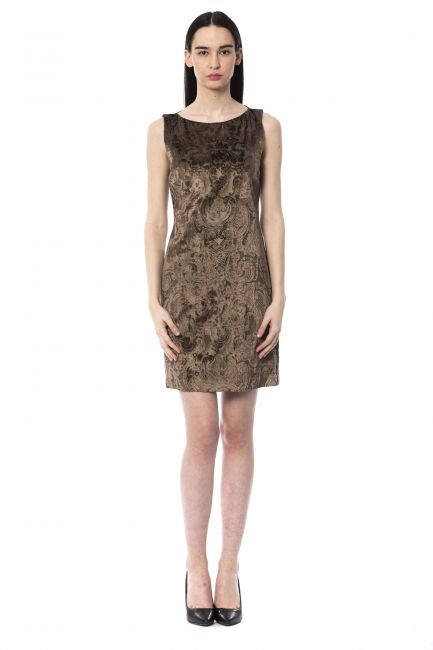 Платье Byblos D2BMD41615186_722CACAO