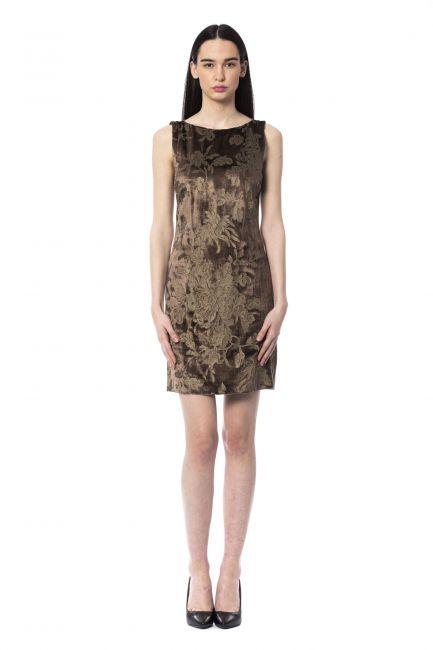 Платье Byblos D2BMD41615210_722CACAO