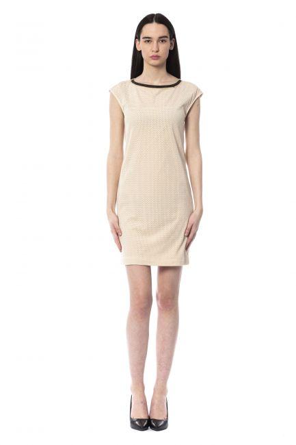Платье Byblos D2BMD41814516_007AVORIO