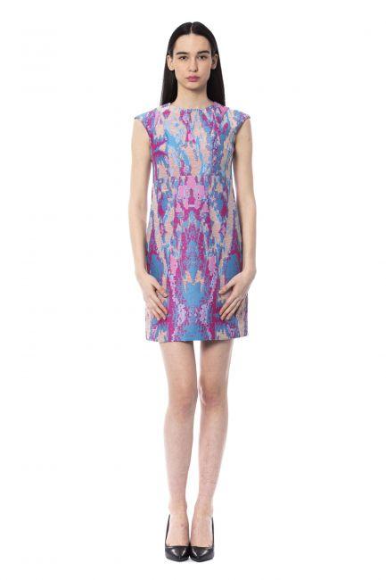 Платье Byblos D2BMD42313563_207CELESTE