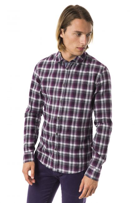 Рубашка Byblos B1DGD6P1HFR26_300VIOLA