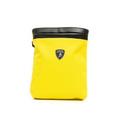 Сумка через плечо Lamborghini LBBO00029T_GialloYellow