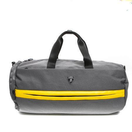Дорожная сумка Lamborghini LBBR00035T_GrigioGrey