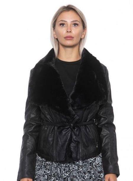 Куртка Sandro Ferrone FE952_NeroBlack