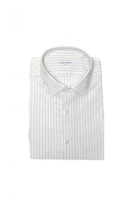Рубашка Robert Friedman LEO1SL_56958_021BeigeVerde