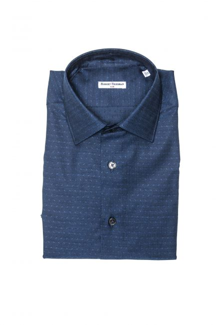 Рубашка Robert Friedman LEO1SL_57267_042BluAzzurro