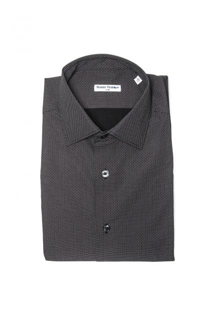 Рубашка Robert Friedman LEO1SL_57271_037NeroBlu