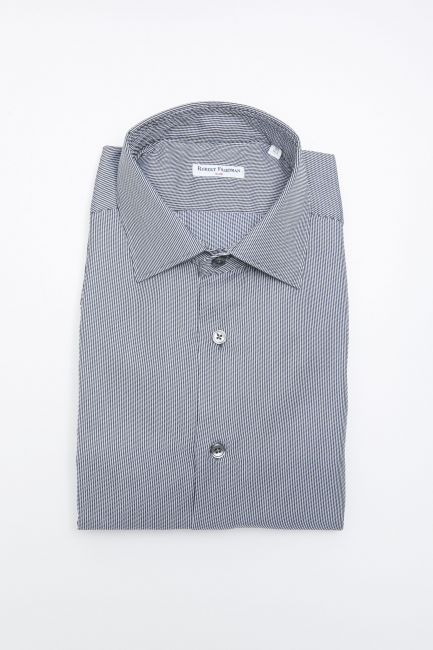 Рубашка Robert Friedman LEO1SL_57117_021BluBianco