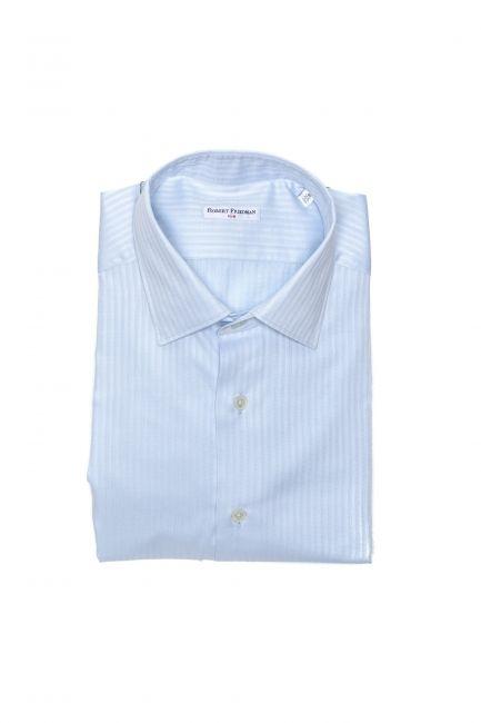 Рубашка Robert Friedman LEO1SL_57515_040Azzurro