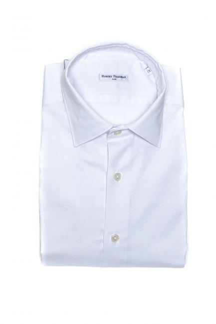 Рубашка Robert Friedman LEO1SL_10490_001BIANCO