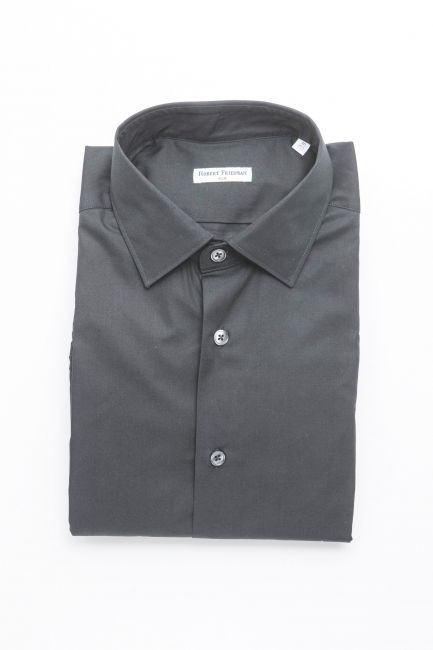 Рубашка Robert Friedman LEO1SL_50066_999NERO