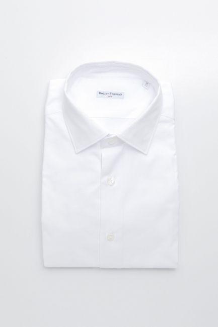 Рубашка Robert Friedman LEO1SL_55939_015Bianco