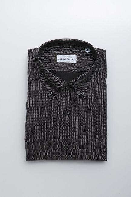 Рубашка Robert Friedman RALPHRL_57271_037NeroBlu