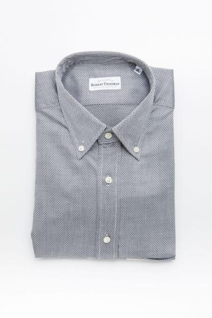 Рубашка Robert Friedman RALPHRL_57520_042BiancoBeige