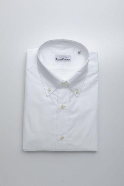 Рубашка Robert Friedman RALPHRL_06609_801Biancooperato
