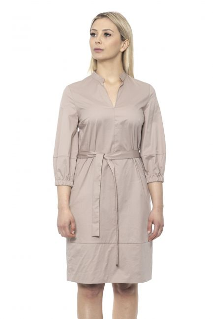 Платье Peserico 21314_798RosaPink