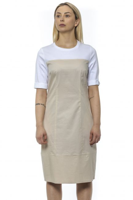 Платье Peserico 21318_44BBeige