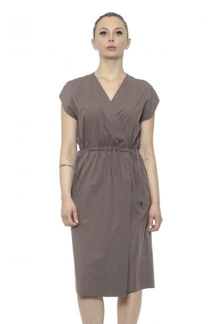 Платье Peserico 21326_058Marrone