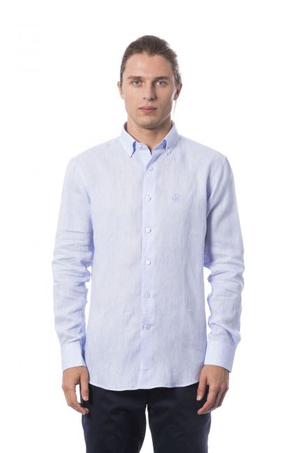 Рубашка Roberto Cavalli FSR714LG004_D6063Fant.Sky-White