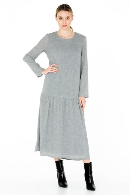 Платье Cristina Gavioli CA0035 grigio