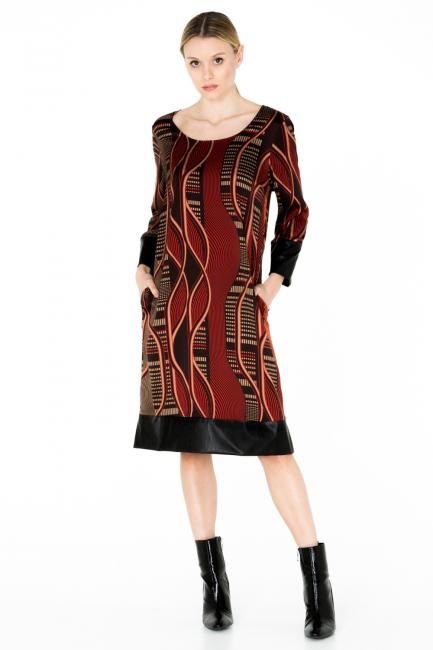 Платье Cristina Gavioli CAM003 rosso