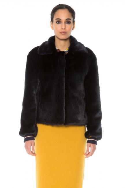Куртка женская Cristina Gavioli CA1009 Nero