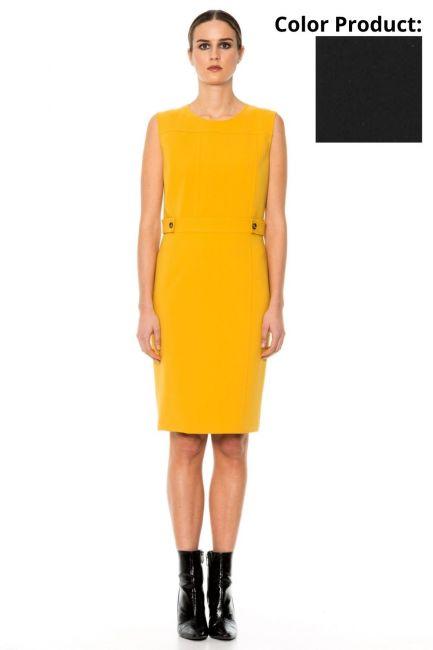 Платье женское Cristina Gavioli CA1015 Nero