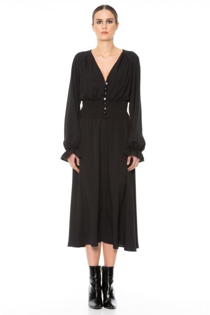 Платье женское Cristina Gavioli CA1035 Nero