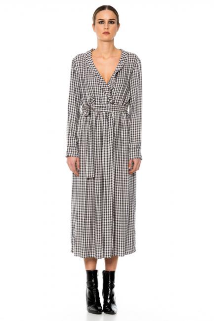 Платье женское Cristina Gavioli CA1044 Bianco