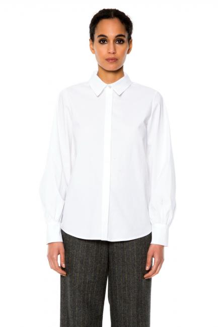 Рубашка женская Cristina Gavioli CA1075 Bianco