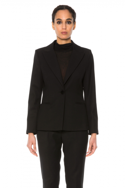 Пиджак женское Cristina Gavioli CA1090 Nero