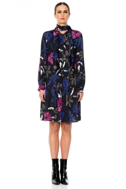 Платье женское Cristina Gavioli CA1092 Multicolore