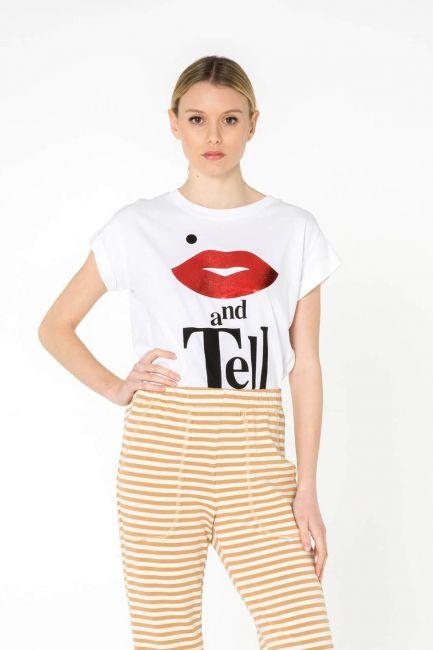 Cristina Gavioli футболка женская JP0074_bianco