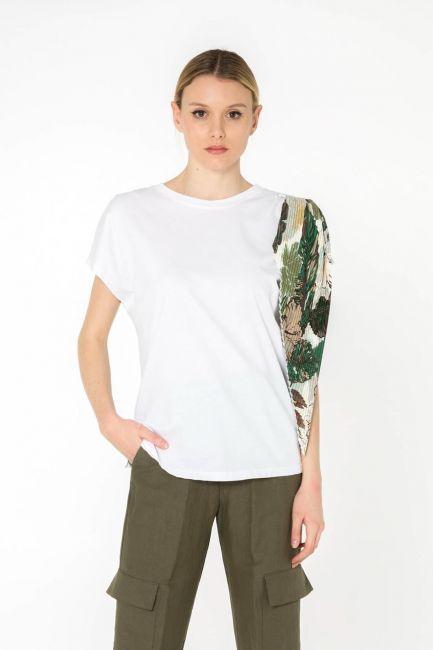 Cristina Gavioli футболка женская JP0078_bianco