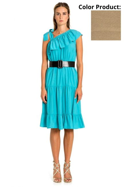 Платье Женщина Cristina Gavioli CP1086 Corda