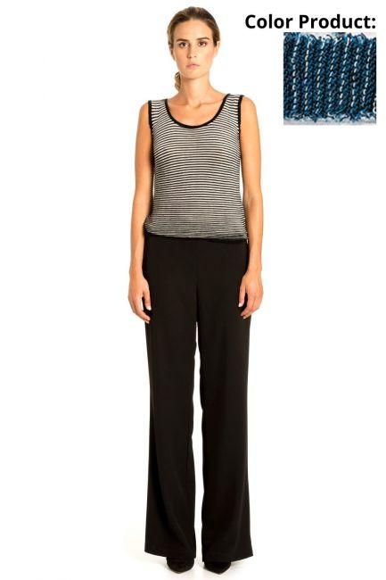 Топ Женщина Cristina Gavioli KP1035 Jeans