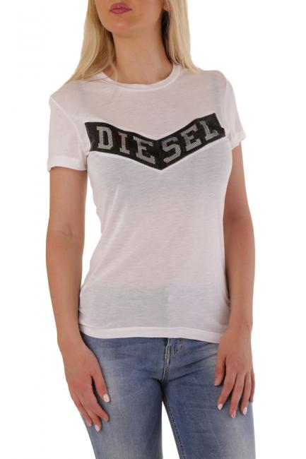 Блузка Diesel белый 00SQWZ0GAID