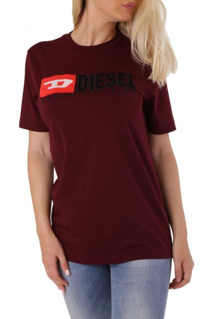 Блузка Diesel красный 00SJGC0CATJ