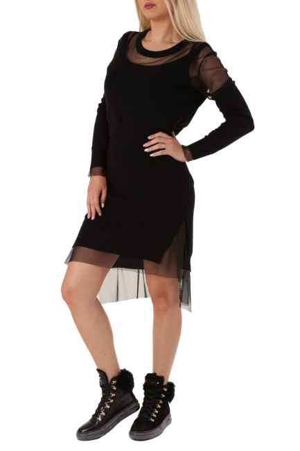 Платье Diesel черный 00SI570NARN
