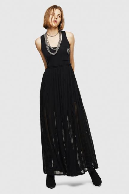 Платье Diesel черный 00SUPN0SAVQ