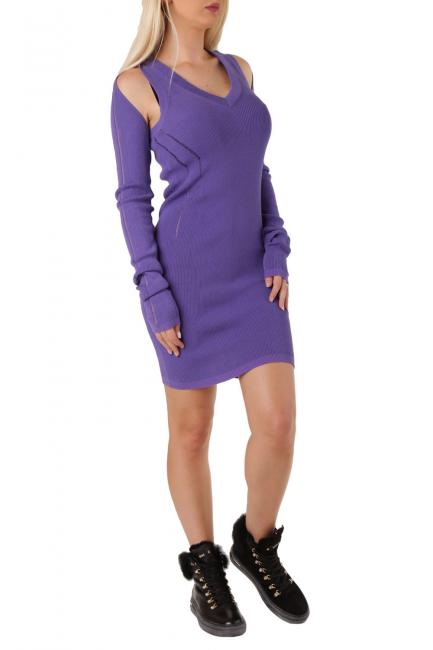 Платье Diesel фиолетовый 00SHF90WAWU