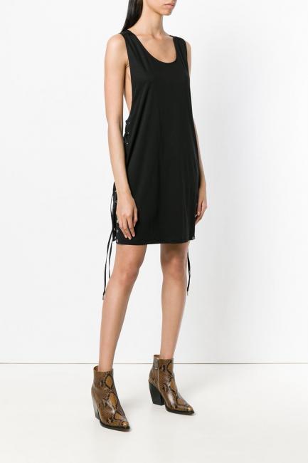 Платье Diesel черный 00SGUG0GASF