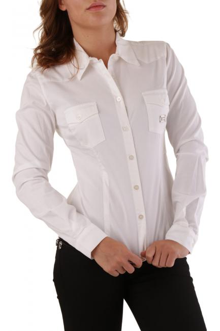 Рубашка женская Philipp Plein белый CW330432