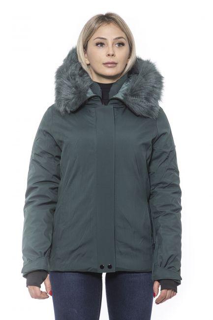 Куртка Trussardi Collection 7905_LAZISE_Verde_Green