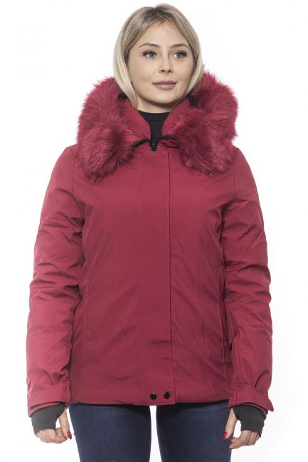 Куртка Trussardi Collection 7905_LAZISE_Bordeaux