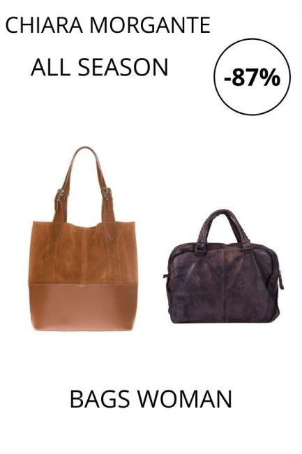 STOCK Chiara Morgante Bags woman