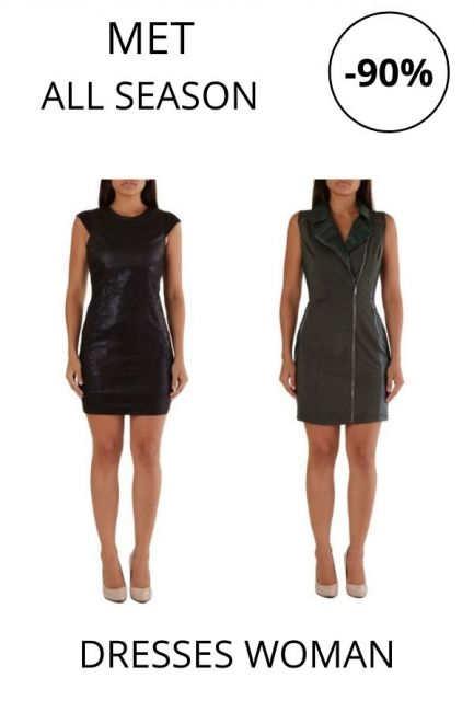 STOCK Met Dresses woman