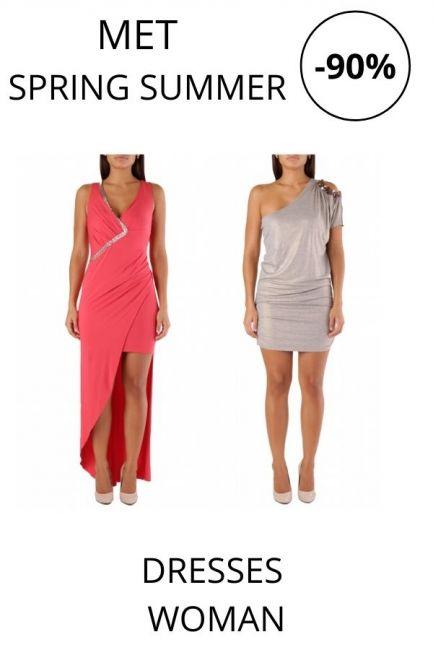 STOCK Met Dresses woman